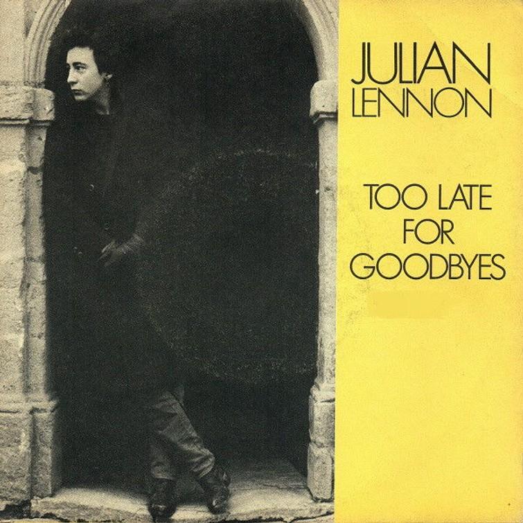 Julian Lennon - Too Late for Goodbyes. 24 September 1984. - MP3 & MP4