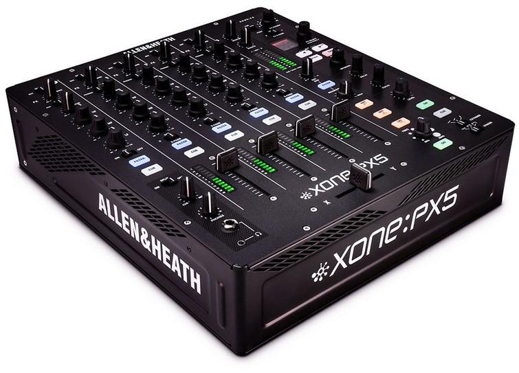 Allen & Heath PX5 DJ mixer