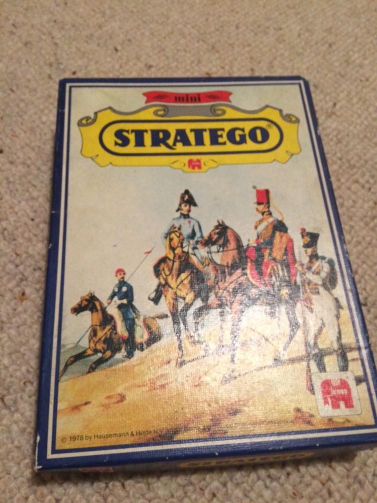 Stratego mini