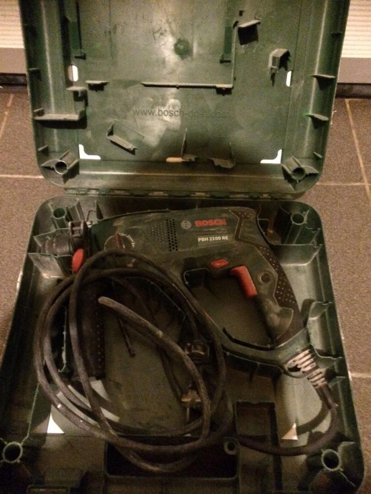 Klopboormachine SDS Bosch