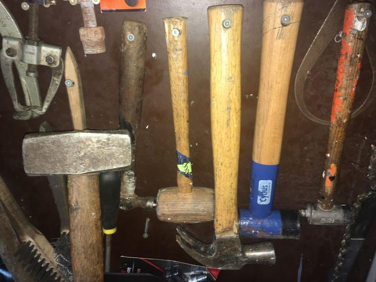 hamers diversen soorten