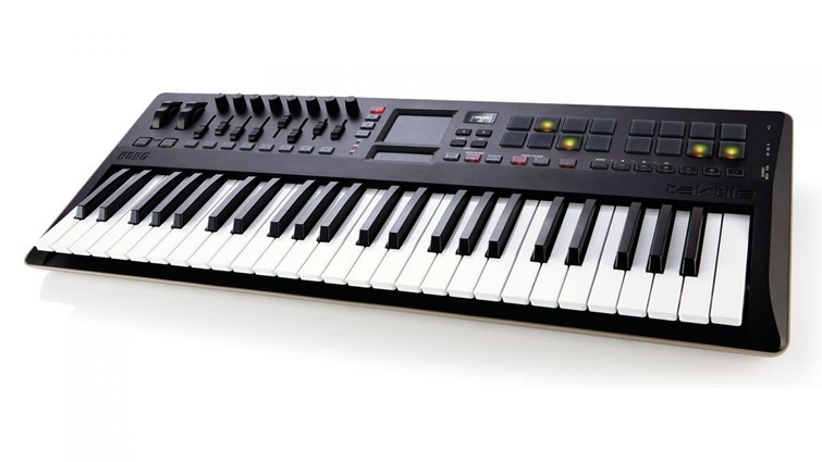 Korg Triton Taktile 49 MIDI keayboard