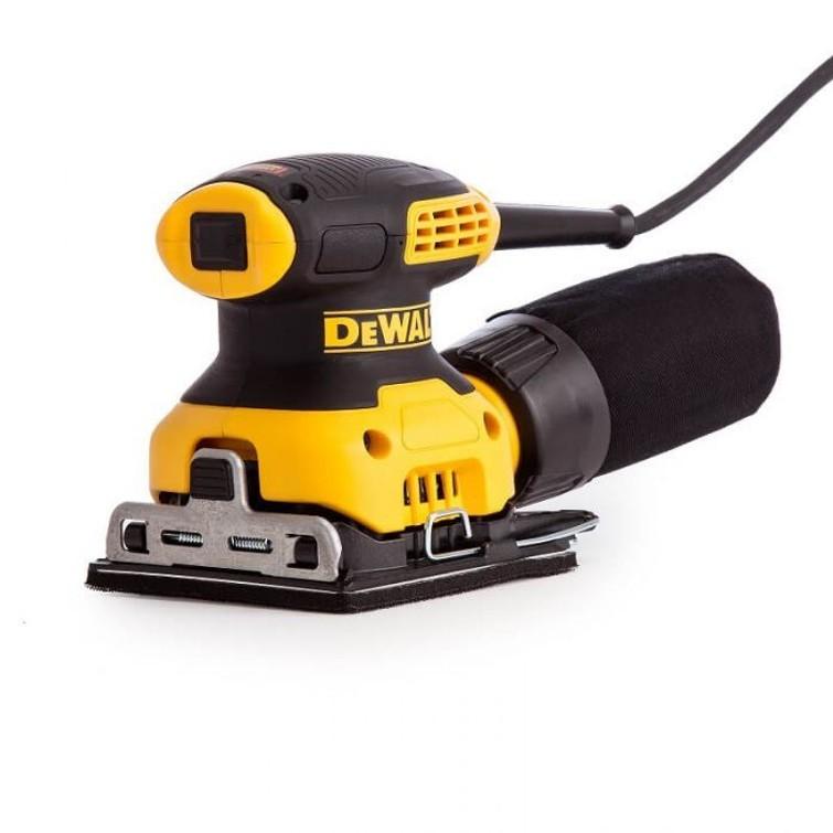 DeWalt vlakschuurmachine (230V)