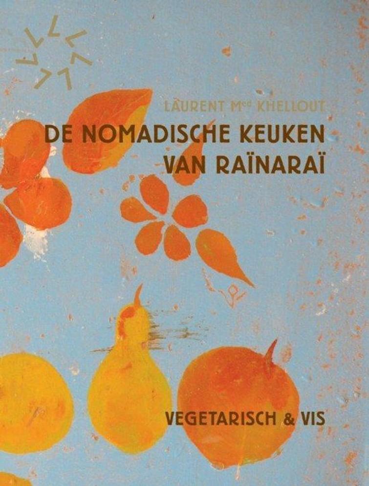 kookboeken, bv. Plenty More van Ottolenghi, nomadische keuken van Rainarai...