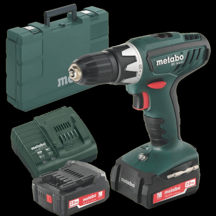 Accuboormachine Metabo