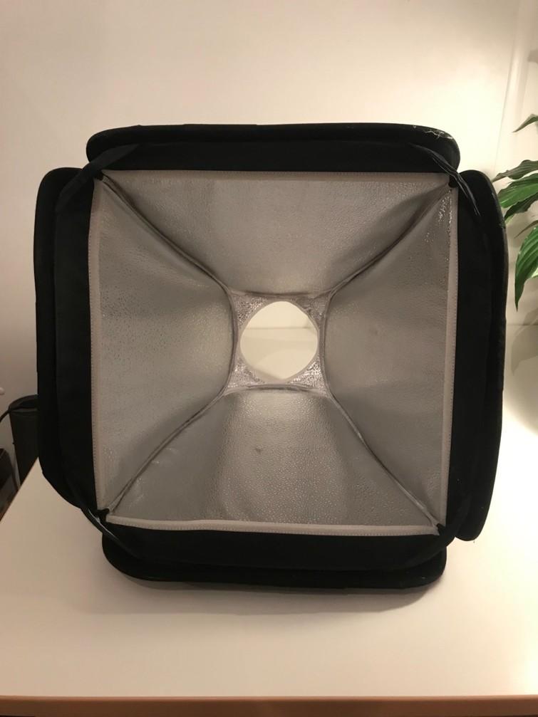 Fotostudio lampen en overige accessoires