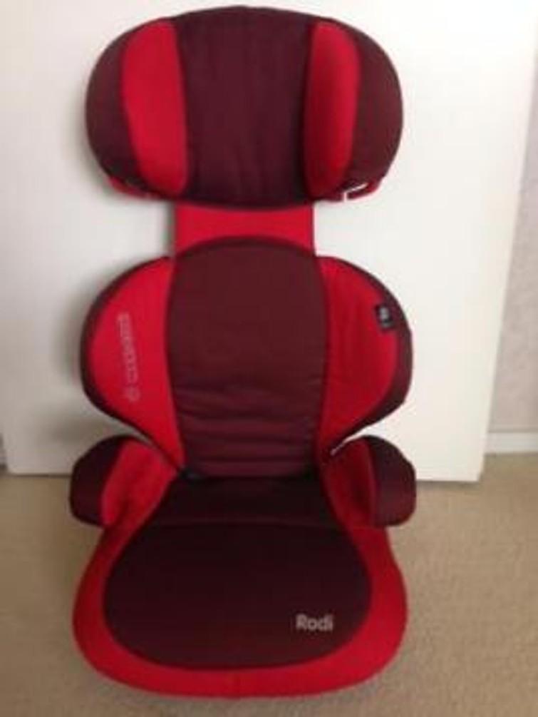 Maxi cosi rodi autostoel vanaf 4 jaar tot 12 jaar