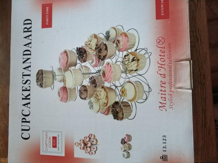 cukcake standaard