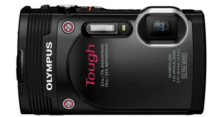 Onderwater foto camera