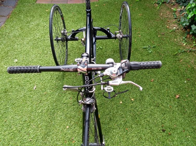 Tribiker racewielfiets