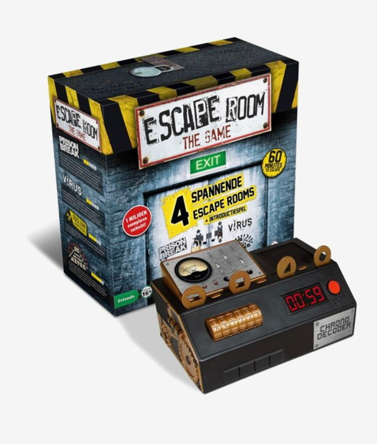 Escaperoom - the game