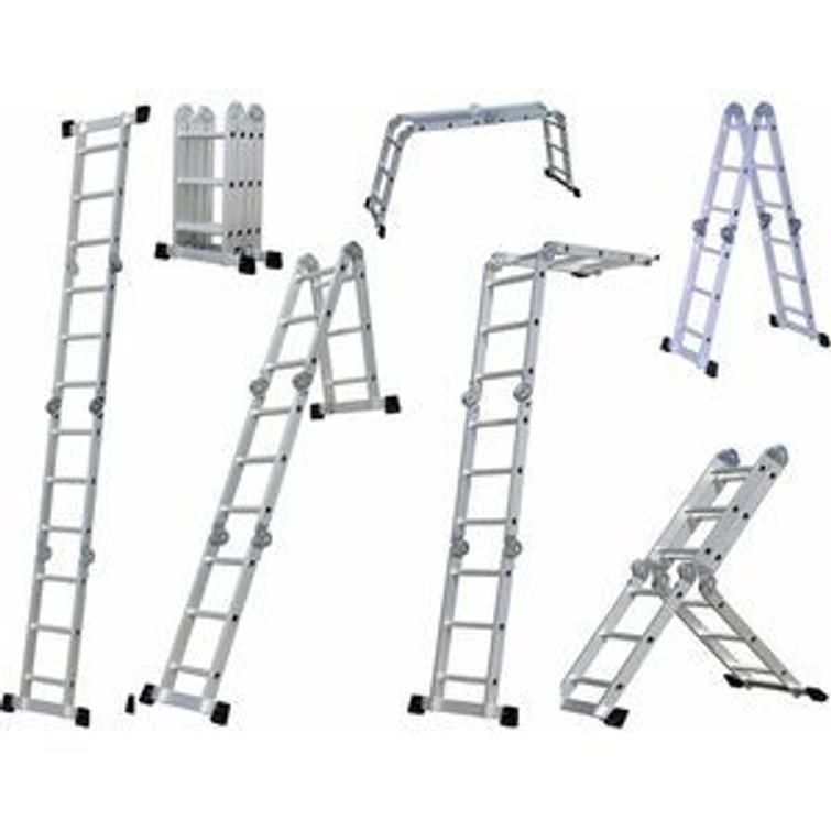 Uitklap ladder