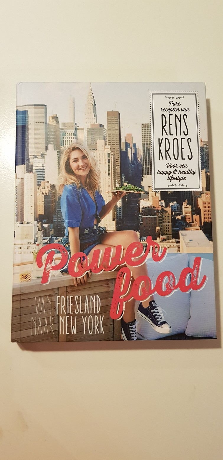 Power food - Rens Kroes