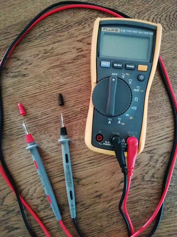 Multimeter Fluke 115