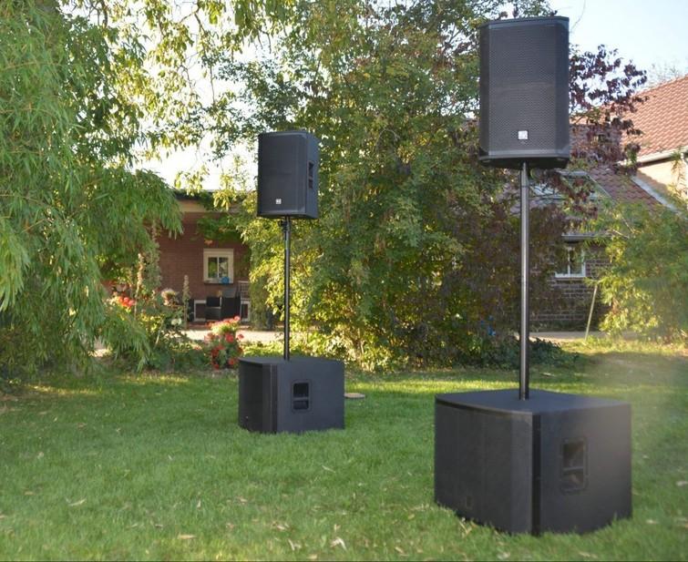 Electro Voice EKX set
