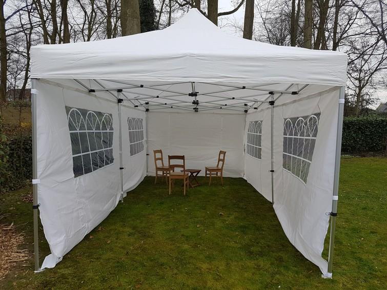 Feesttent / Partytent 3 x 6 meter