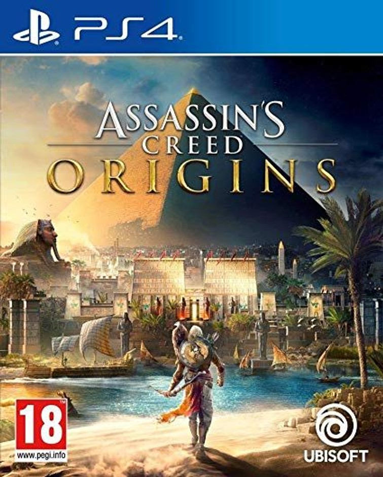 PS4 - Assassin's Creed Origins