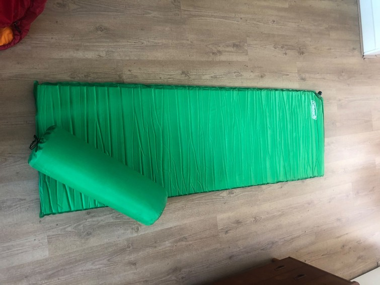 Slaapmat | Sleeping mat | Self-inflating | Coleman