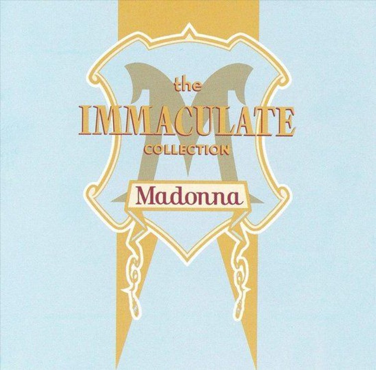 Madonna – The Immaculate Collection (Album CD) November 1990. - CD