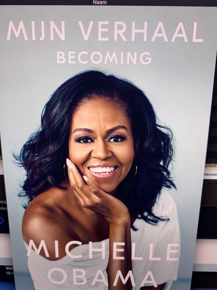 E-book Michelle Obama Becoming