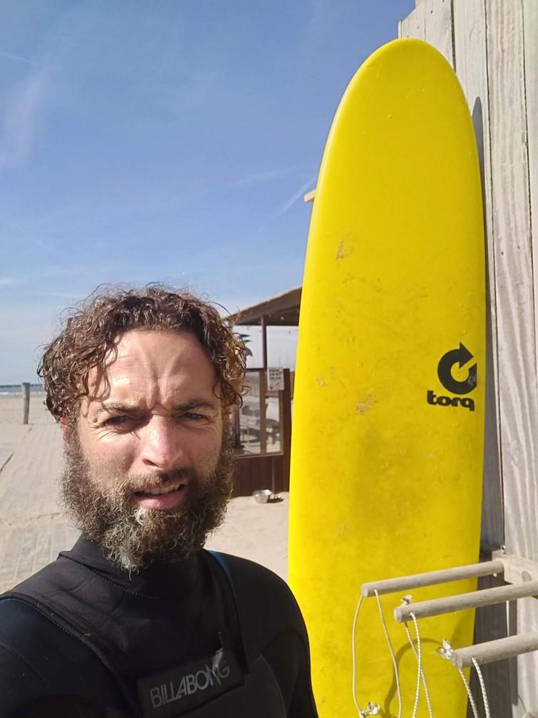 Surfplank - Golfsurfen - Torq Softtop 9 foot - 79 liter