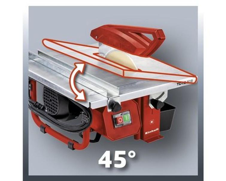 Einhell tegelzaagmachine / tegensnijmachine