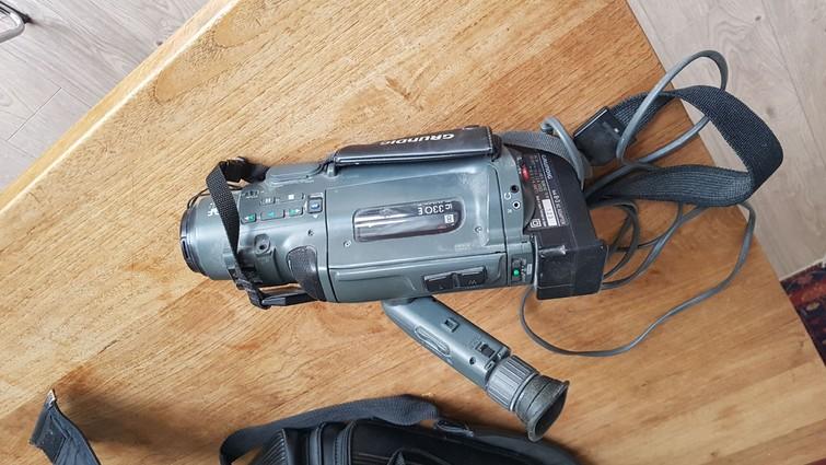 Video 8 camera