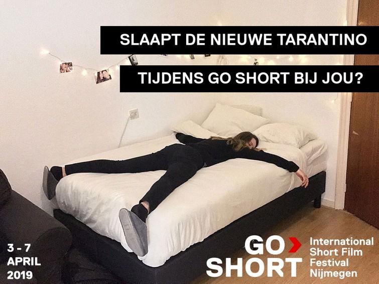 Kaartjes voor Go Short 2019