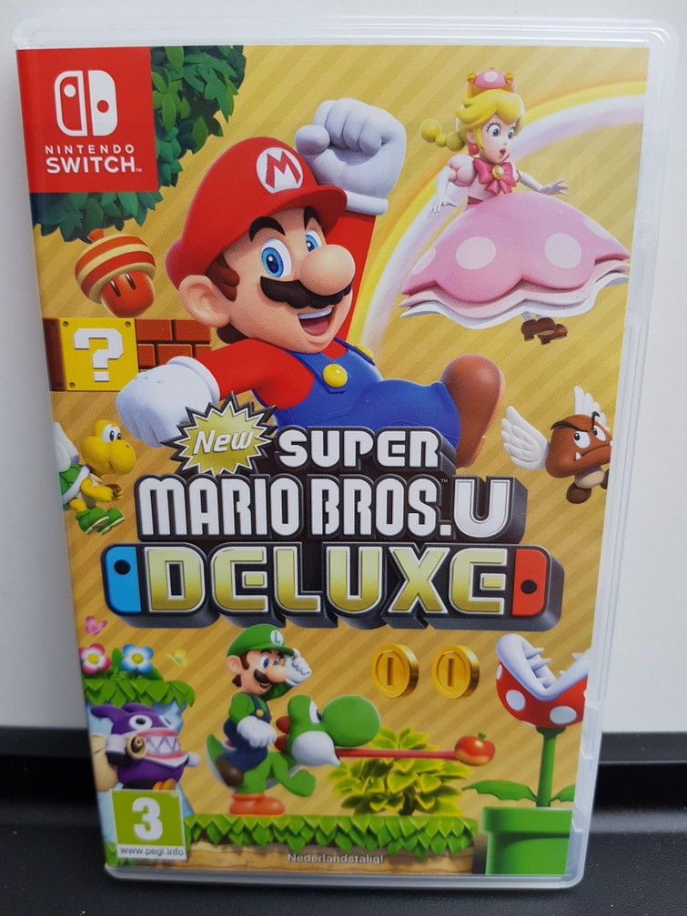 Nintendo Switch Game - Mario Bros Deluxe