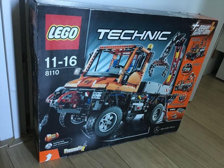 8110 Lego technic auto