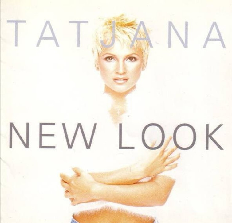 TATJANA - NEW LOOK (Album CD) 1997. - CD