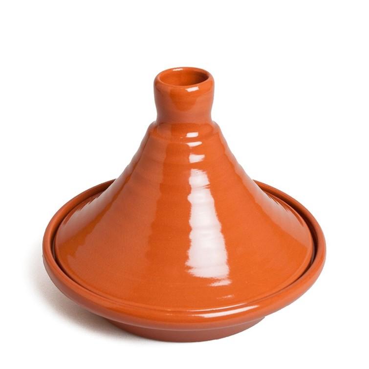 Tajine aardewerk (diameter 39 cm)