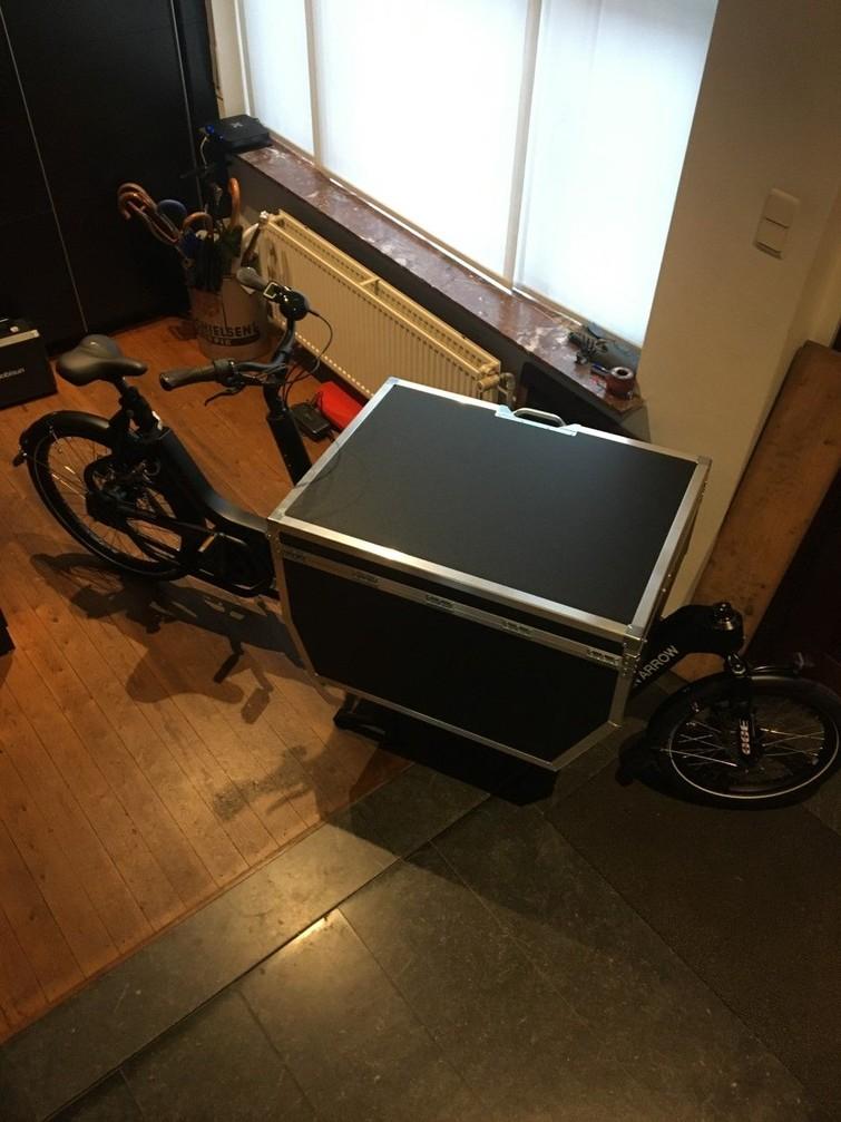 elektrische cargobike Urban Arrow