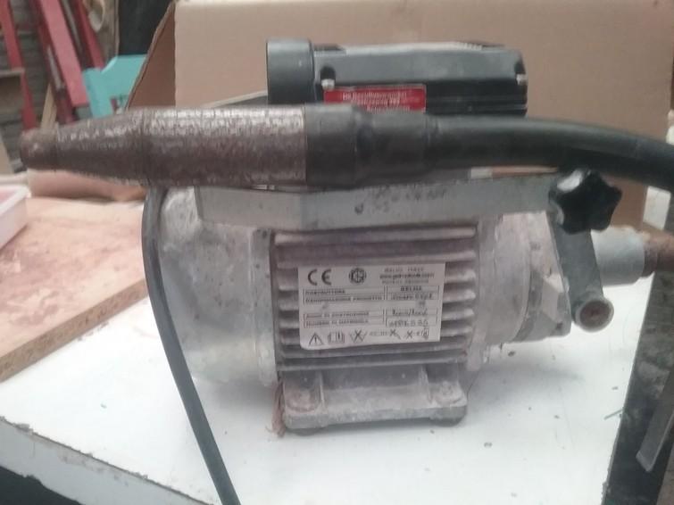 mechanische hamer Picchio