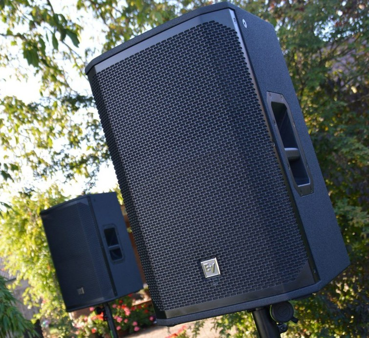 Electro Voice EKX 12p Speaker