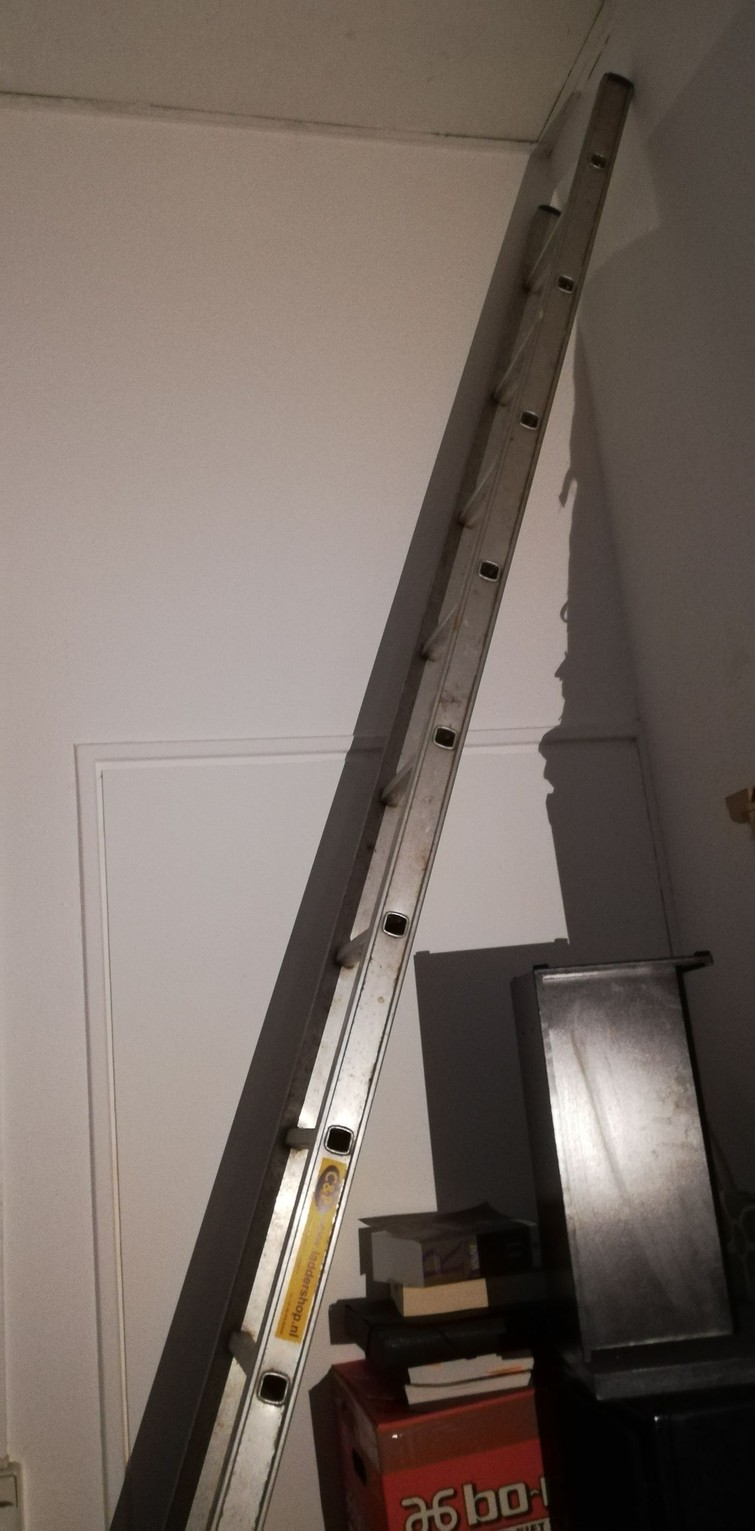Ladder 3.5 meter