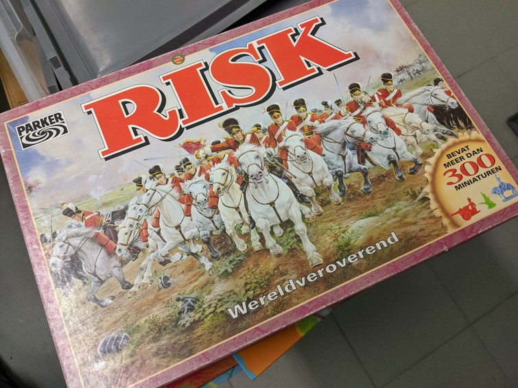 Risk Wereldveroverend
