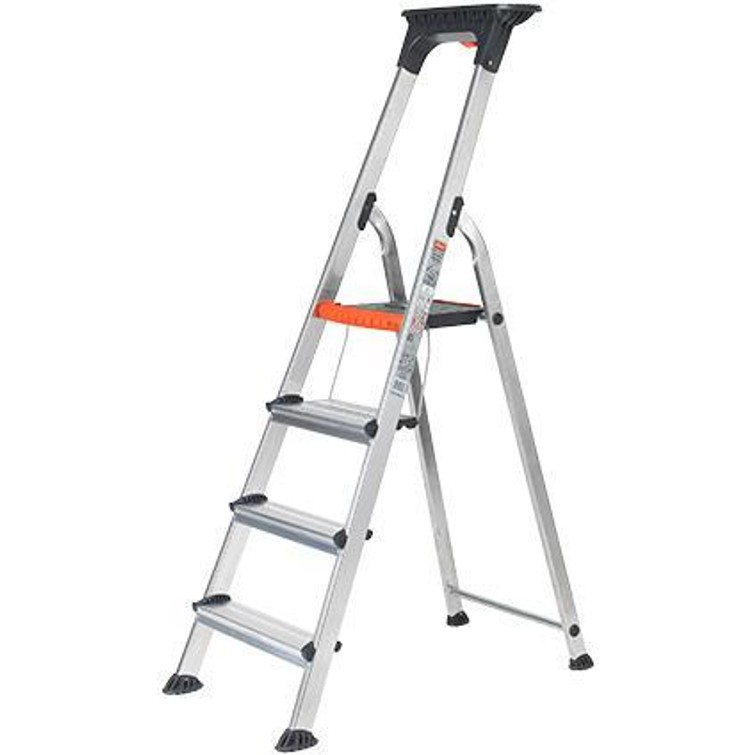 4 treden ladder