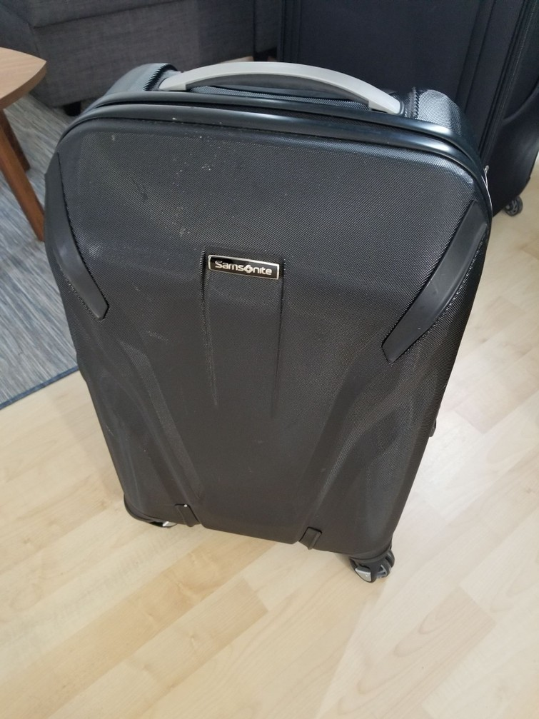 Carry-on koffer