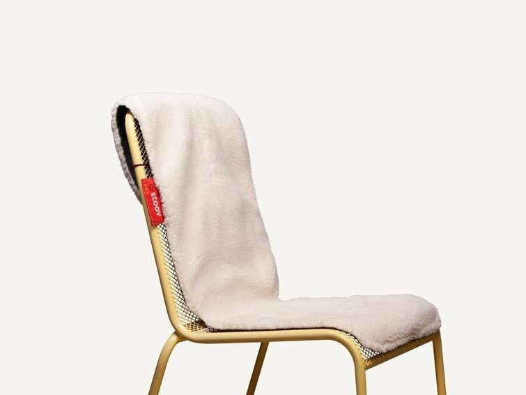 Warmtedeken voor op de stoel - van Stoov