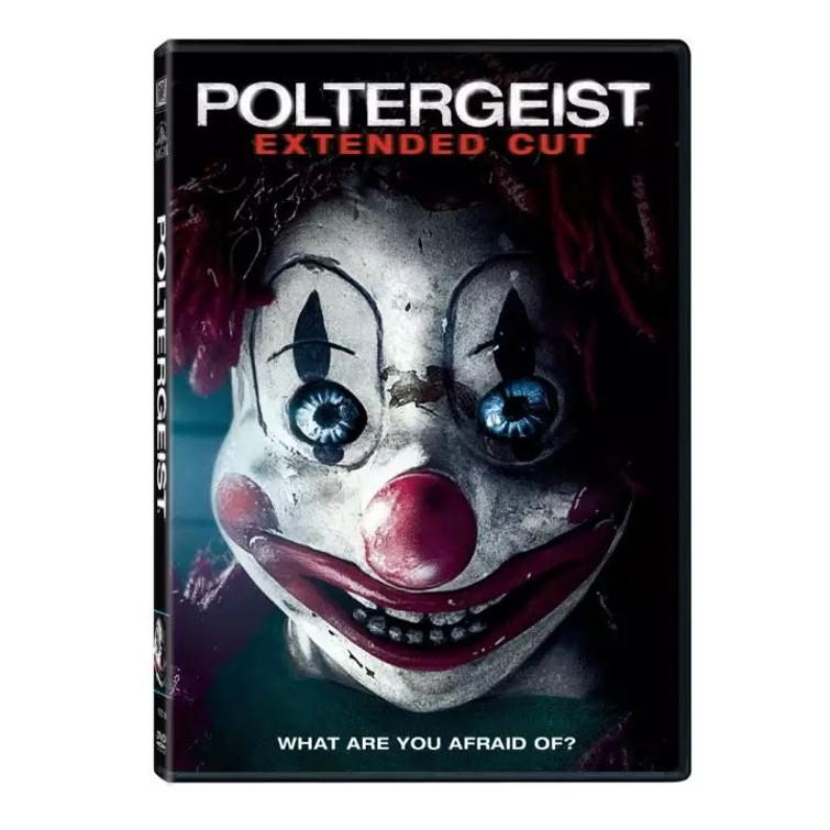 Poltergeist - Extended Cut (Rosemarie De Witt & Sam Rockwell) 21 Mei 2015. - DVD