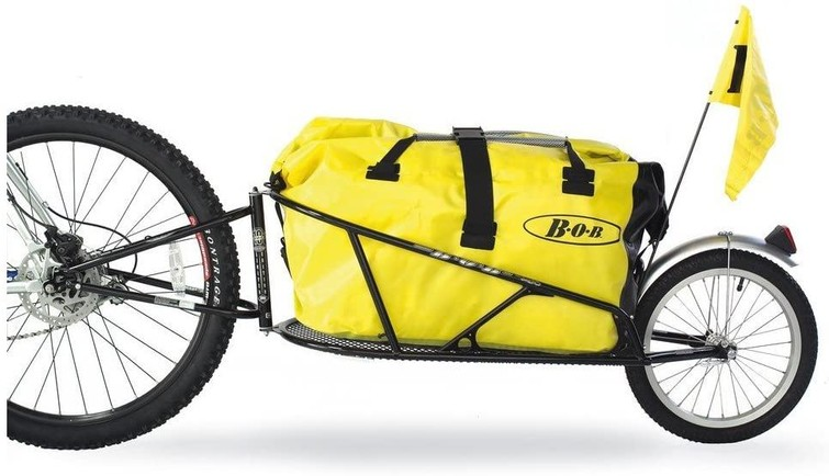 Bob yak fietskar
