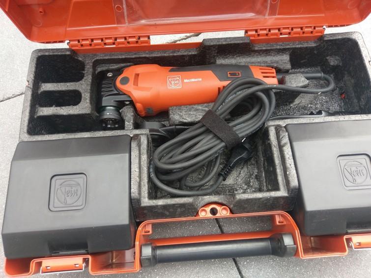multitool Fein MultiMaster FMM 350 (230V)