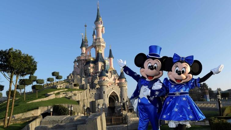Kaarten  Disneyland Parijs aan 50%