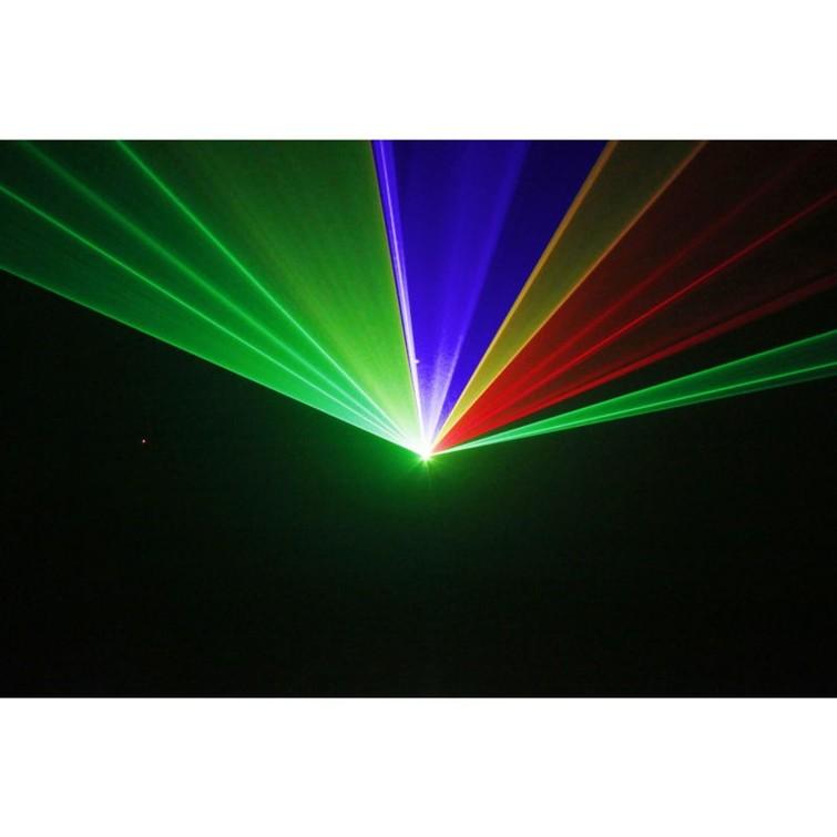 3 professionele  discolampen