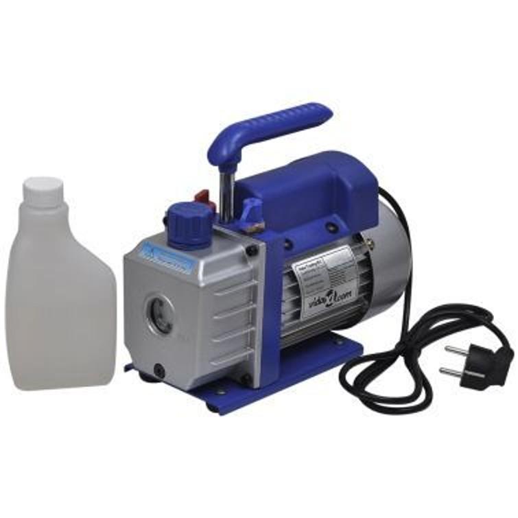 Vacuumpomp voor airco vacumeren