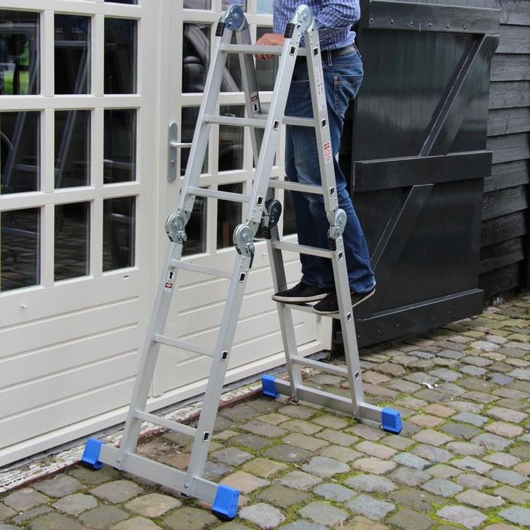Multi ladder 4x3 treden