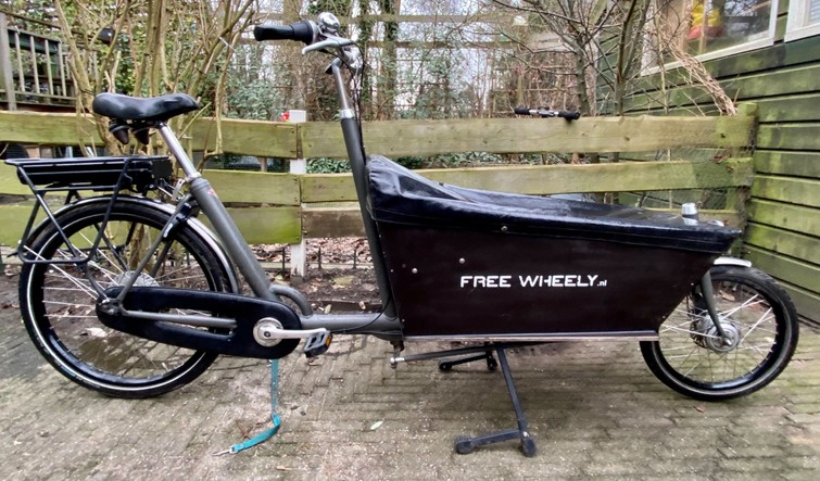 Electric Bakfiets Cargo Long