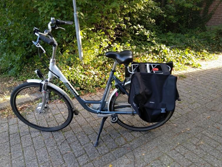 degelijke, hoge e-bike , 3 versnellingen