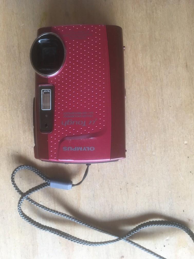 Waterdichte camera 📷